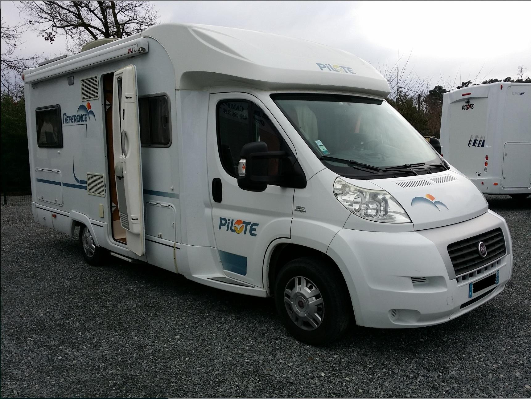 Camping Car Integral Occasion Mercedes Bva