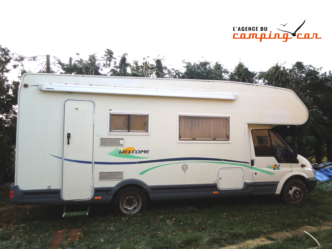 Chausson Welcom 26 Chausson Welcom 26