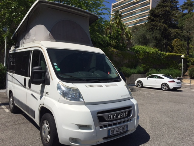 Fourgon Hymer Car 302 Hymer Car 302
