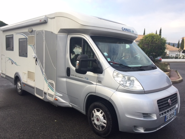 Chausson Welcome 78 Chausson Welcome 78